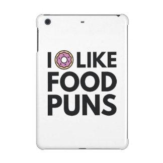 I Donut Like Food Puns iPad Mini Retina Cover