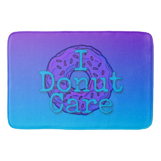 I Doughnut Care Bath Mat