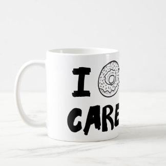 I DOUGHNUT CARE, CUSTOMIZABLE COFFEE MUG. COFFEE MUG