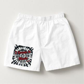 I dream in music boxers