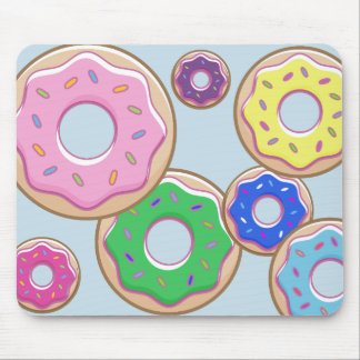I Dream of Donuts Mouse Pad