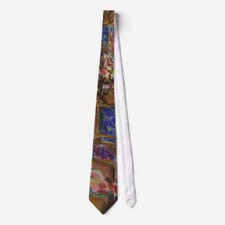 I dreamed Chagal was in my living room Tie