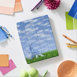 I dreamed I became the sky iPad Cover