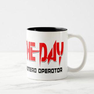 I Dress Up Like TV Camera Operator Mug