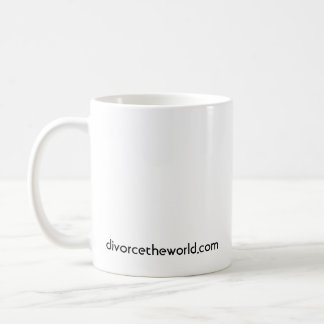 I Drink Blood Classic White Coffee Mug