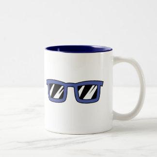 I Drink from my Sunglasses Mug at Night