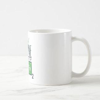I drink insane amounts of code, geek design coffee mug