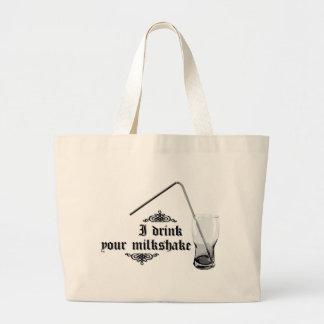 I Drink Your Milkshake Bags