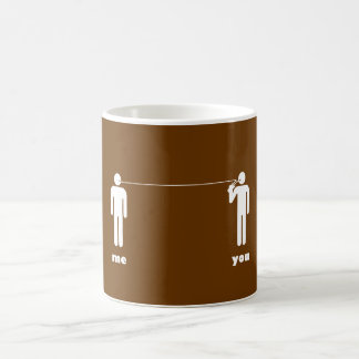 I DRINK YOUR MILKSHAKE! COFFEE MUG