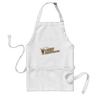 I drink your milkshake there will be blood standard apron