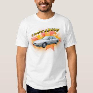 I Drive A Buick! Tee Shirt
