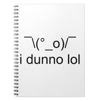 i dunno lol ¯\(°_o)/¯ notebooks