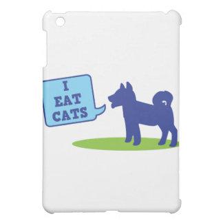 i eat cats iPad mini cases