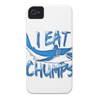 I Eat chumps iPhone 4 Case-Mate Case