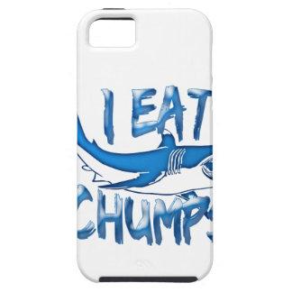 I Eat chumps iPhone 5 Covers