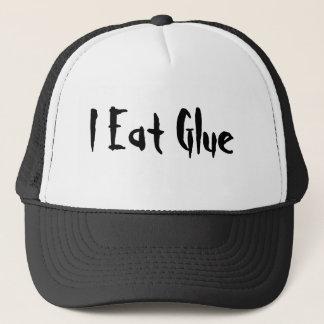 I Eat Glue Trucker Hat