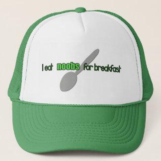 I EAT N00bs for Breakfast Hat