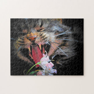 I eated your flowers! by djoneill Or Make Your Own Jigsaw Puzzle
