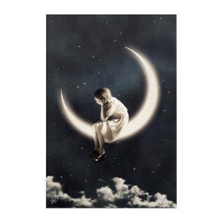 I Even Gave You The Moon Acrylic Print