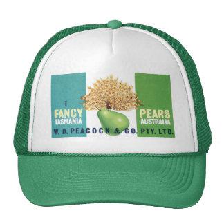 I Fancy Pears Trucker Hat