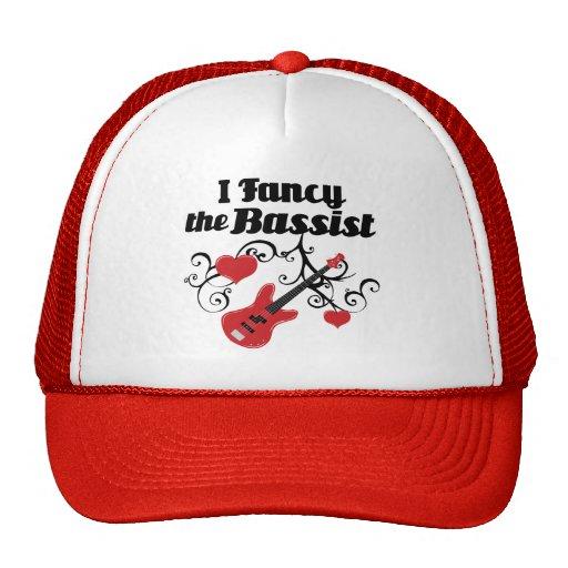 I Fancy The Bassist Trucker Hat