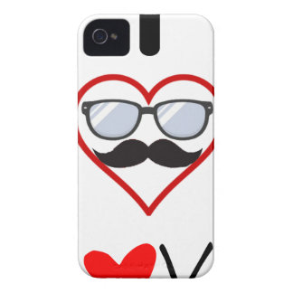 I Father love iPhone 4 Cover