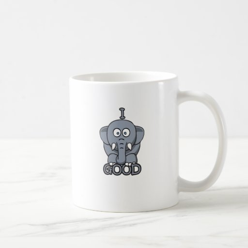 I feel good mug