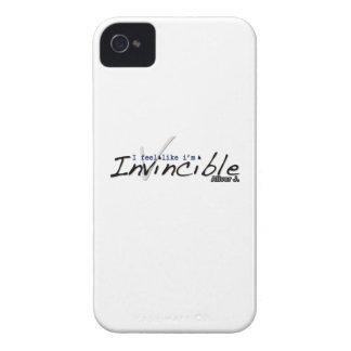 I feel like i'm invincible blackberry case