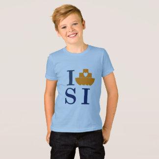 I ferry Staten Island t-shirt for kids