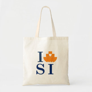 I Ferry Staten Island - tote bag