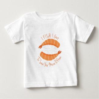 I Fish Baby T-Shirt