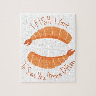 I Fish Puzzle