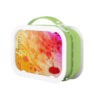 I Fix My Eyes To You JESUS B Lunch Box