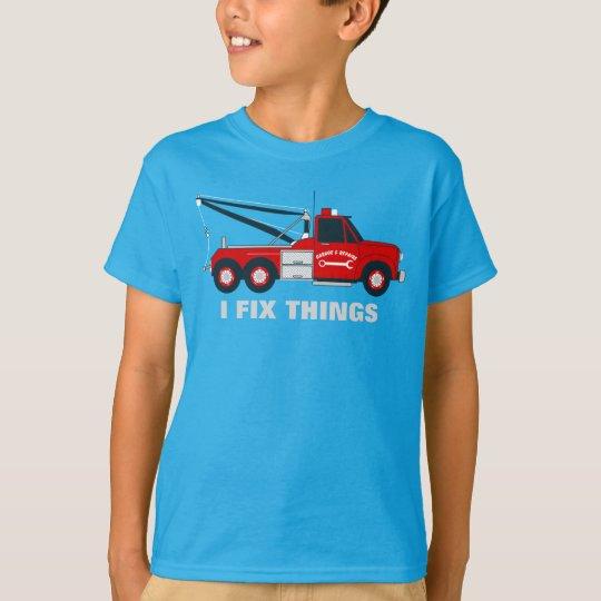 I fix things tow truck T-Shirt