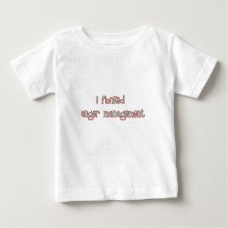 I flunked anger management baby T-Shirt