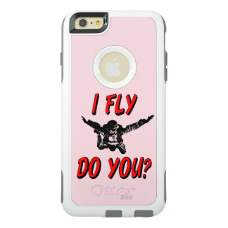 I Fly, Do You? (blk) OtterBox iPhone 6/6s Plus Case