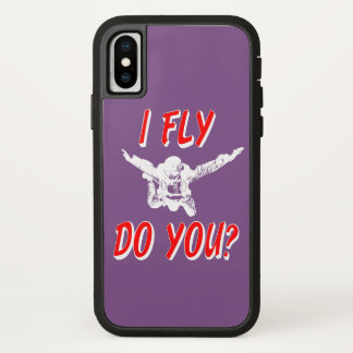 I Fly, Do You? (wht) Case-Mate iPhone Case