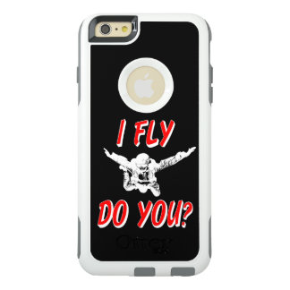 I Fly, Do You? (wht) OtterBox iPhone 6/6s Plus Case