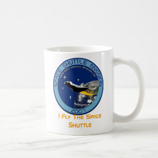I Fly The Space Shuttle Mug
