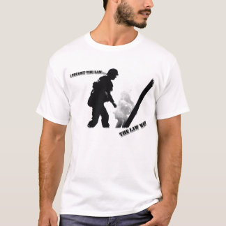 I fought the law T-Shirt