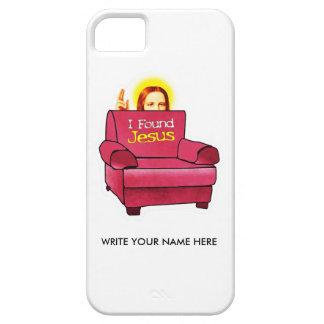 I FOUND JESUS iPhone 5 COVER