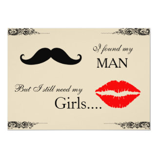 I found my man, but I still need my girls Card