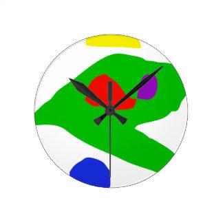 I Found Round Clock