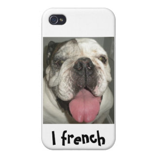 I french kiss. iPhone 4 case