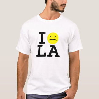 I Frown L.A. T-Shirt