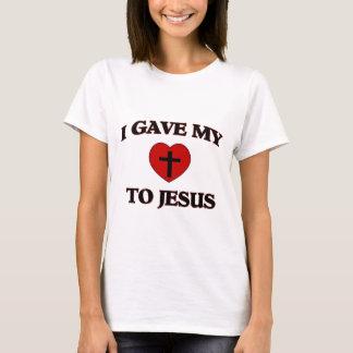 I Gave My (Heart) To Jesus T-Shirt