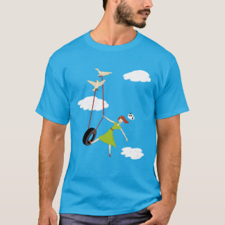 I Get High With a Little Help From My Friends T-Shirt