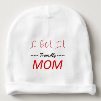 I Get It MOM Baby Beanie