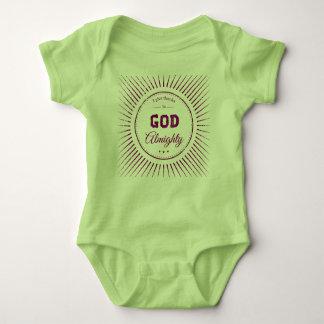 I give thanks baby bodysuit