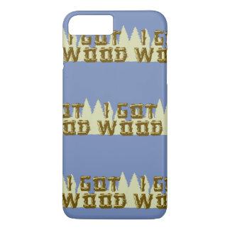 I good wood iPhone 8 plus/7 plus case